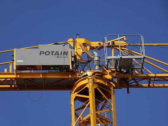 تاورکرین Potain Md 1100
